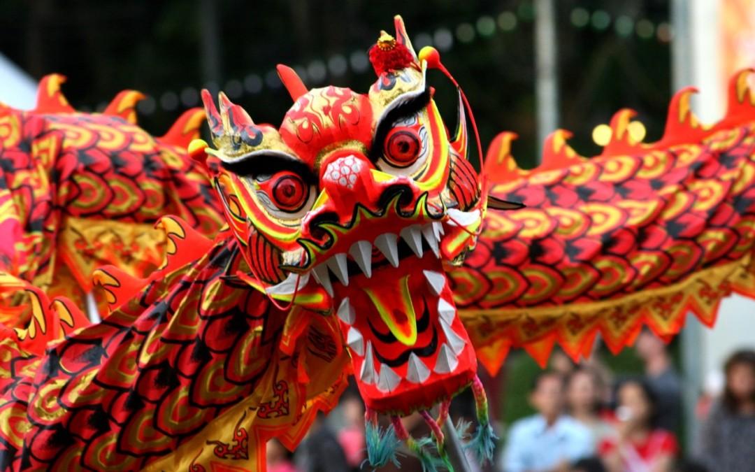 Buon capodanno cinese!