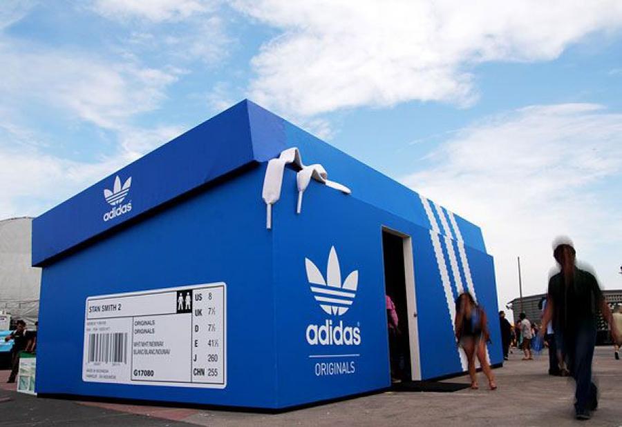 adidas distributor italy
