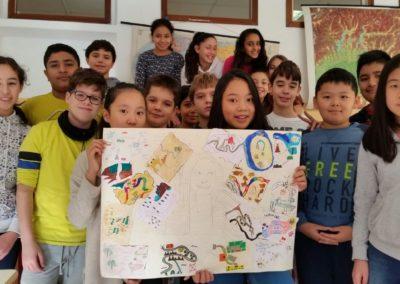 1A Scuola secondaria Leonardo Da Vinci