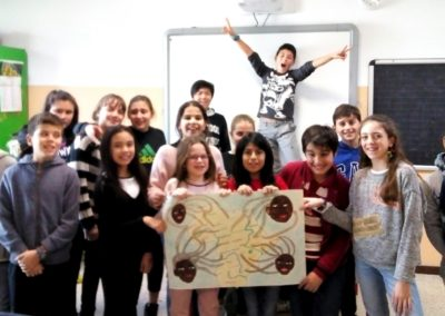 1B Scuola secondaria Leonardo Da Vinci